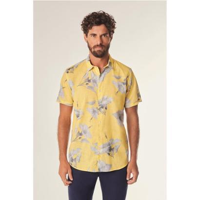 Camisa PF MC Hibisco Reserva Masculina