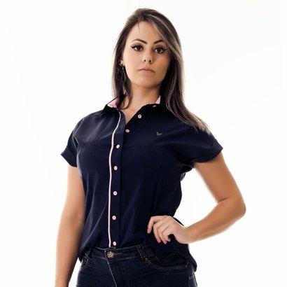 Camisa Pimenta Rosada da Brittany