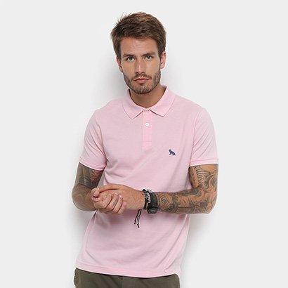 Camisa Polo Acostamento Masculina