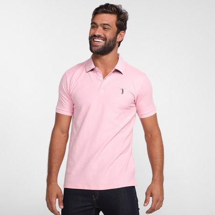 Camisa Polo Aleatory Básica Masculina
