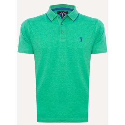 Camisa Polo Aleatory Lisa King Masculina