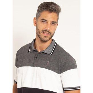 Camisa Polo Aleatory Piquet Recortada Special