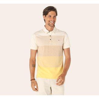 Camisa Polo Aramis Block Woof Masculina