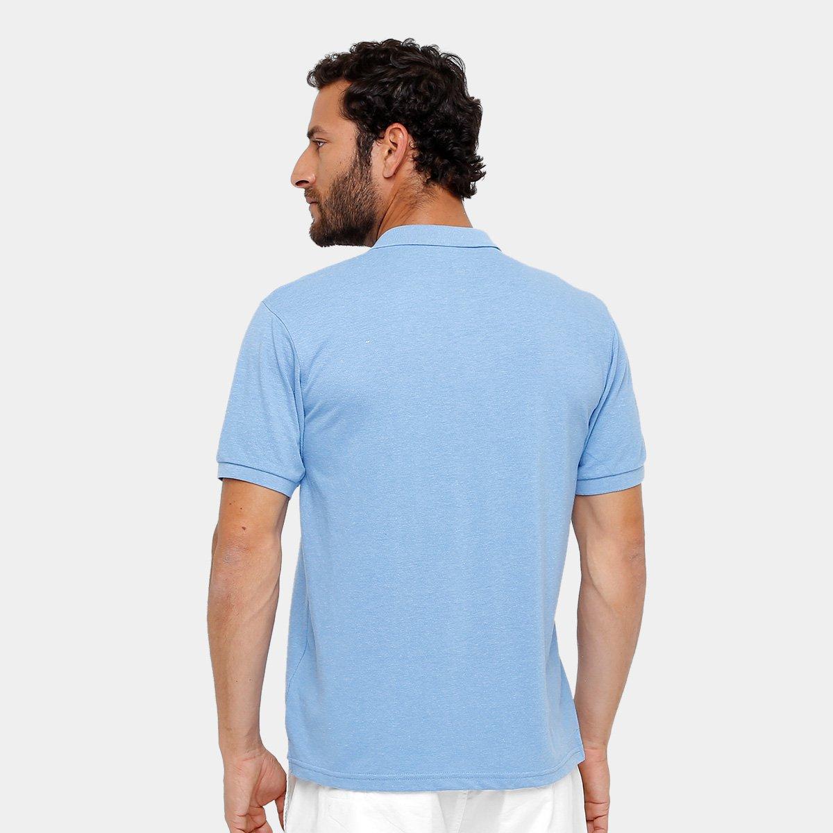 Camisa Polo Broken Rules Piquet Masculina - Compre Agora  4519677574f98