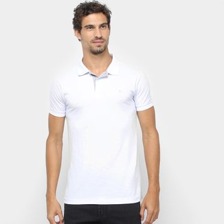 Camisa Polo Buckman Básica Masculina