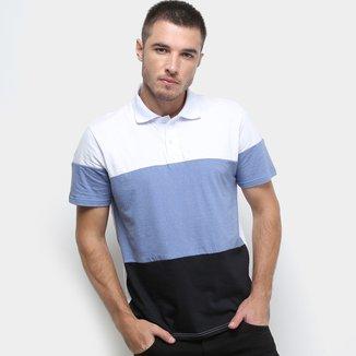 Camisa Polo Burn Modern Masculina