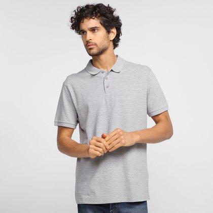 Camisa Polo Calvin Klein Essentials Masculina