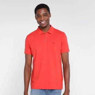 Camisa Polo Calvin Klein Omega I Masculina
