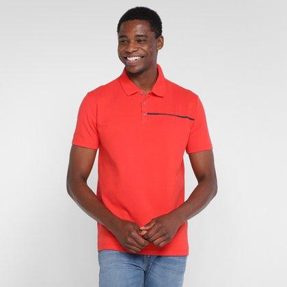 Camisa Polo Calvin Klein Palito I Masculina