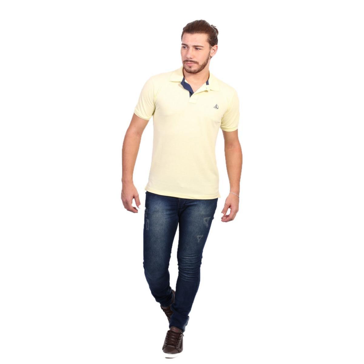 Camisa Polo Clube Náutico Slim - Compre Agora  aee5166ca994e