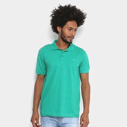 Camisa Polo Dimy Piquet Basic Comfort Masculina