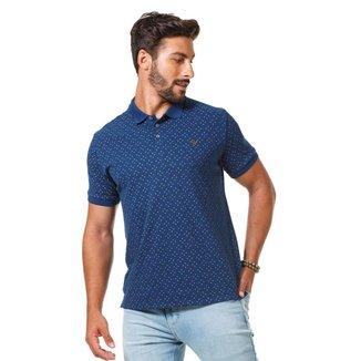 Camisa Polo Docthos MM Estampada Masculina