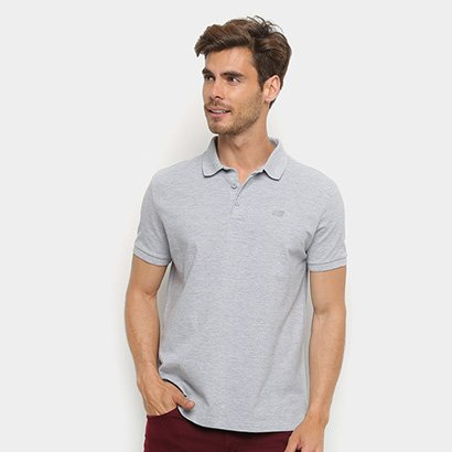 Camisa Polo Ellus 2nd Floor Básica Masculina