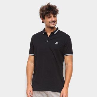 Camisa Polo Ellus 2nd Floor Frisos Masculina