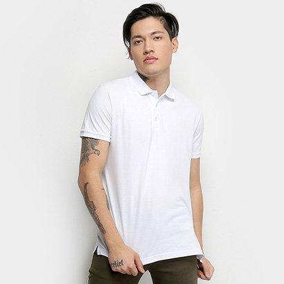 Camisa Polo Ellus Lisa Masculina
