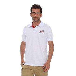 Camisa Polo England Polo Club Casual Taco