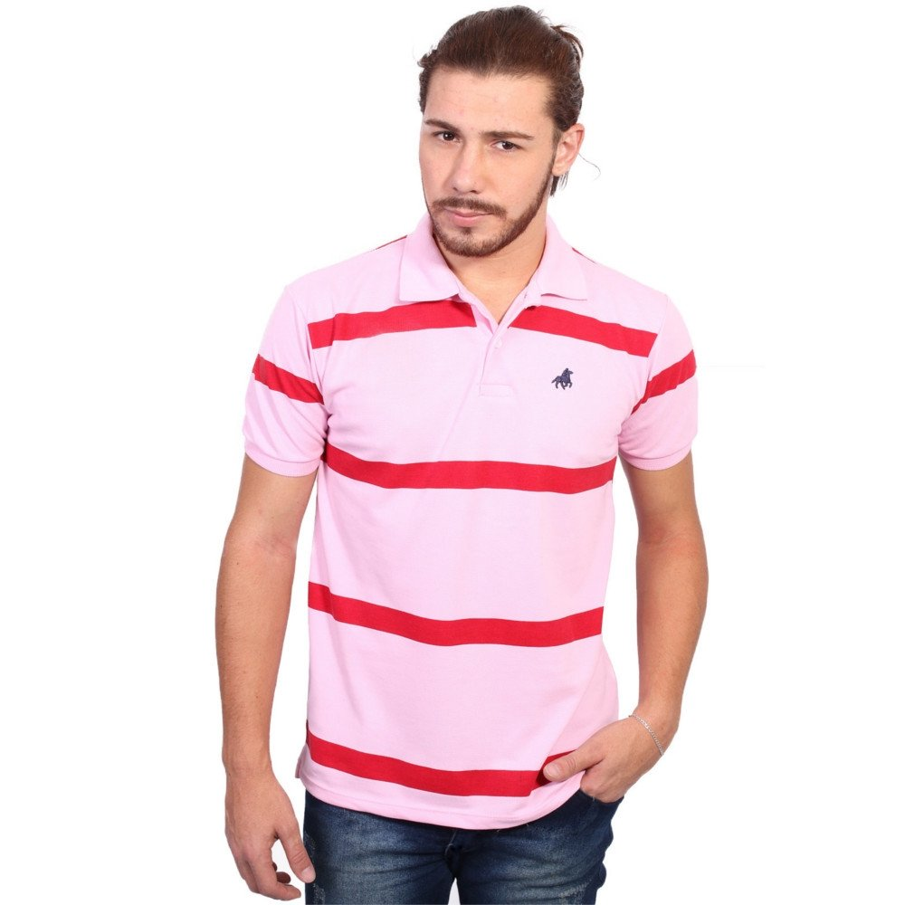 Camisa Polo England Polo Club Full Print - Compre Agora  7d9ce6d6f515d