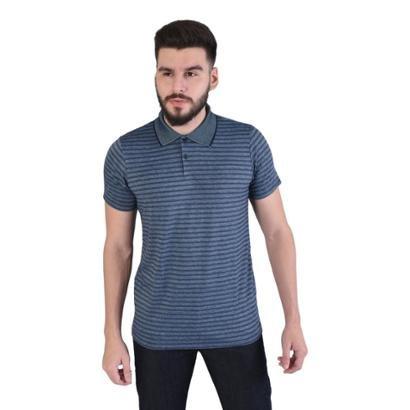 Camisa Polo Exco Viscose Masculina