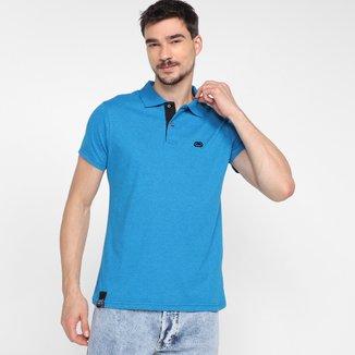 Camisa Polo Fashion Básica Masculina