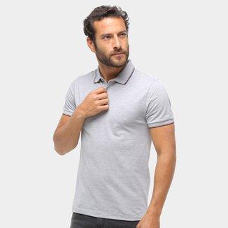 Camisa Polo Forum Frisos Masculina