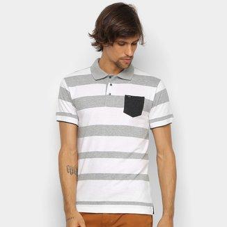 Camisa Polo Gajang Listrada Bolso Masculina