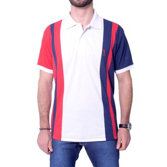 Camisa Polo Golf Club Masculina