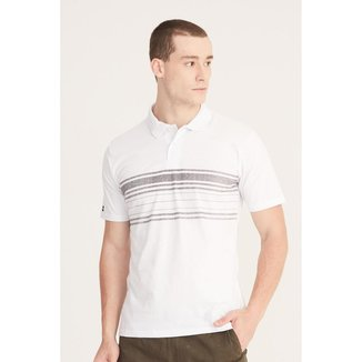 Camisa Polo HD Estampada Army Masculino