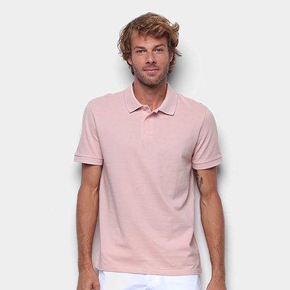Camisa Polo Hering Básica Masculina