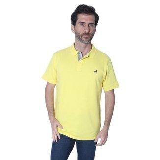 Camisa Polo Hipica Polo Club Player Classic Masculina