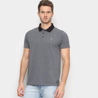 Camisa Polo Hurley Classic Masculina