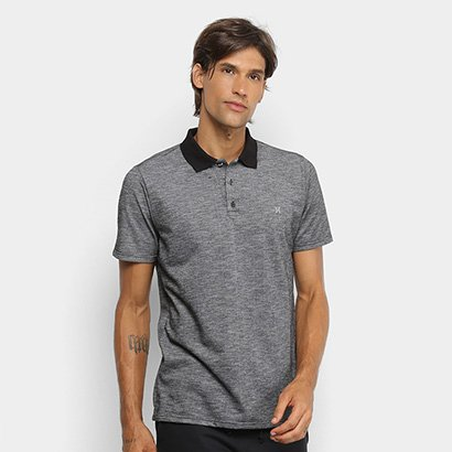 Camisa Polo Hurley Start Masculina