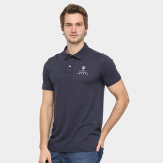 Camisa Polo Industrie France Masculina