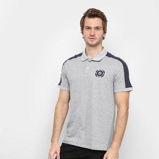 Camisa Polo Industrie Milano Masculina