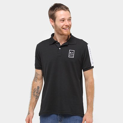 Camisa Polo Industrie New York Masculina