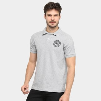Camisa Polo Industrie Young And Free Masculina