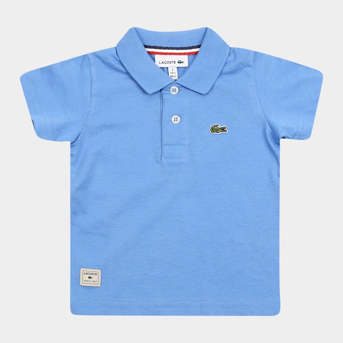 4f6fec8926 Camisa Polo Infantil Lacoste Masculina - Compre Agora