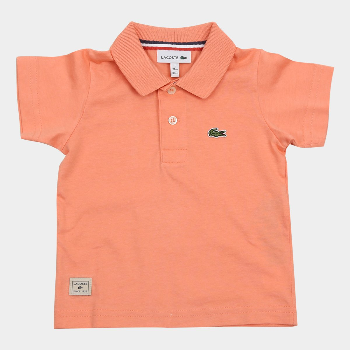 56df51f8a7529 Camisa Polo Infantil Lacoste Masculina - Compre Agora