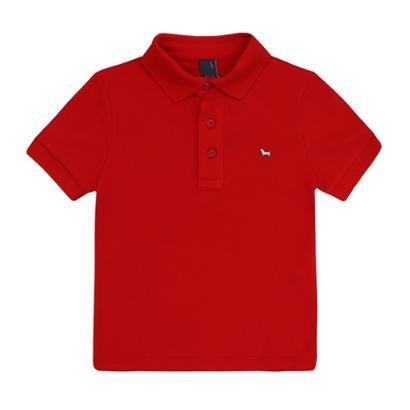 Camisa Polo Infantil Patch 1mais1 Masculina