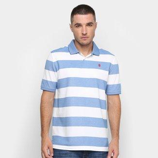 Camisa Polo Izod Listrada Masculina