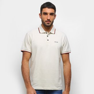 Camisa Polo John John Frisos Masculina