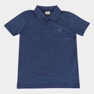 Camisa Polo Juvenil Nicoboco Greeny Masculina