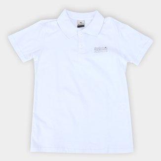 Camisa Polo Juvenil Nicoboco Lisa Masculina