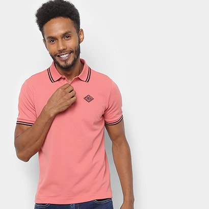 Camisa Polo Lacoste Básica Live Masculina