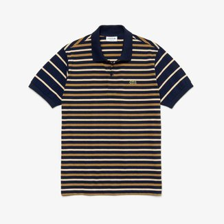 Camisa Polo Lacoste Classic Fit Masculina