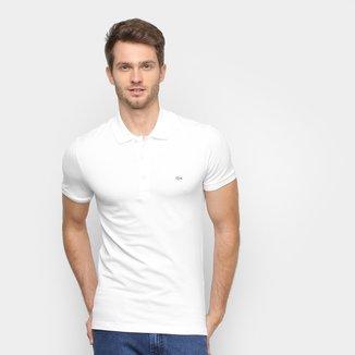 Camisa Polo Lacoste Lisa Básica