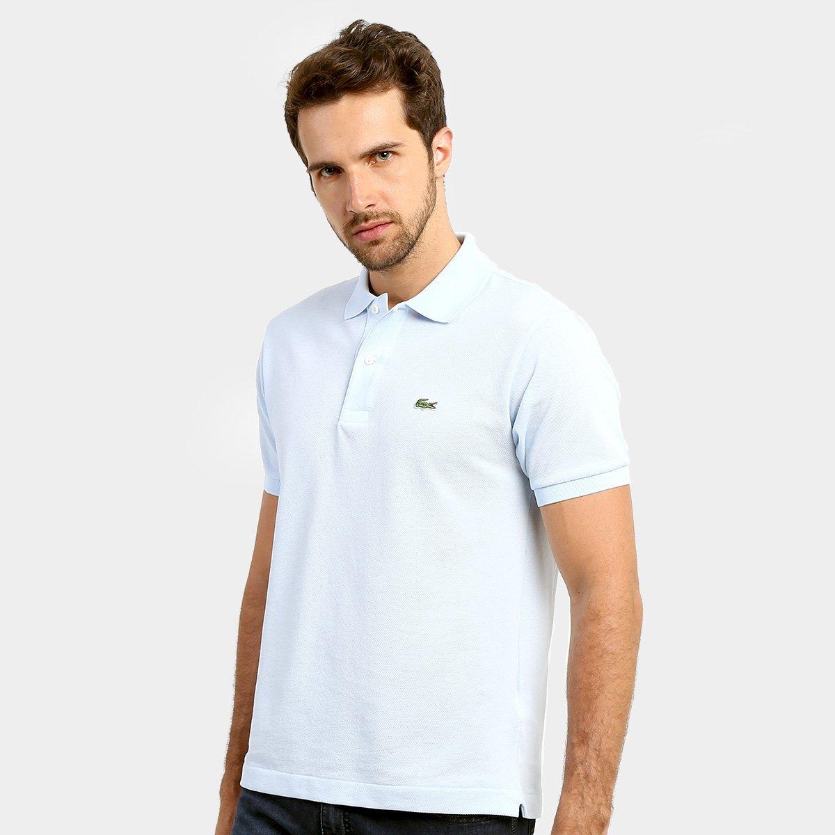 Camisa Polo Lacoste Original Fit Masculina 9e04cd39bb
