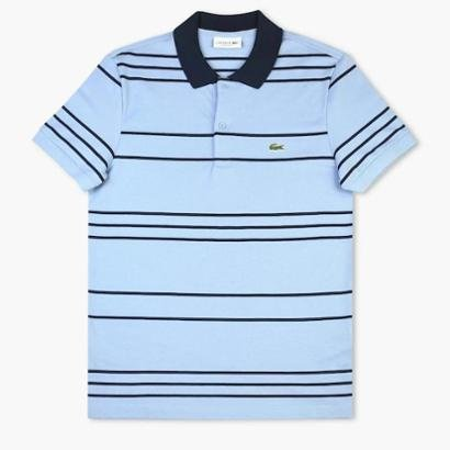 Camisa Polo Lacoste Regular Fit Masculina