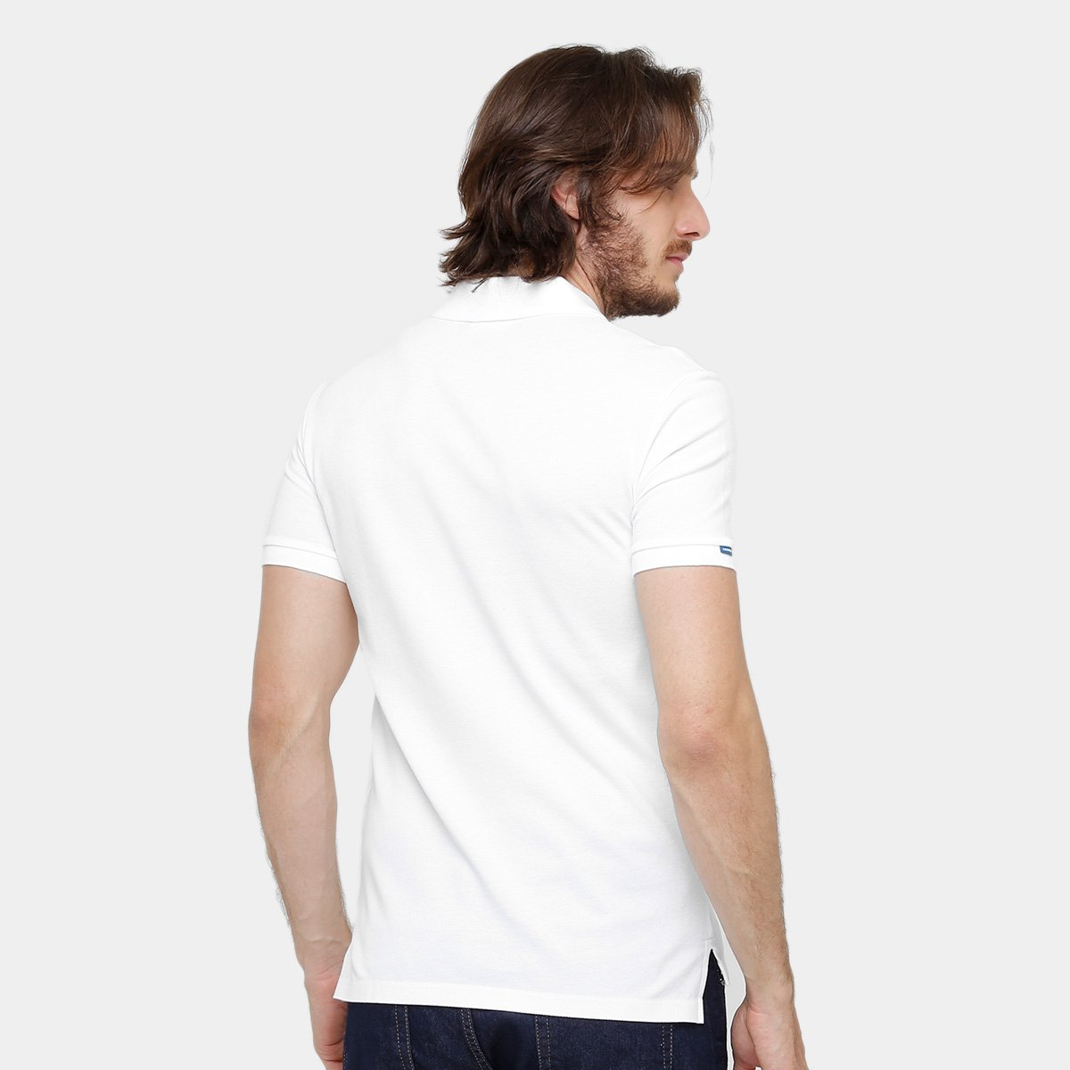 Camisa Polo Lacoste Slim Fit Fancy Masculina - Compre Agora  0d91a473cd0ab