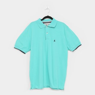 Camisa Polo Lucky Sailing Lisa Masculina