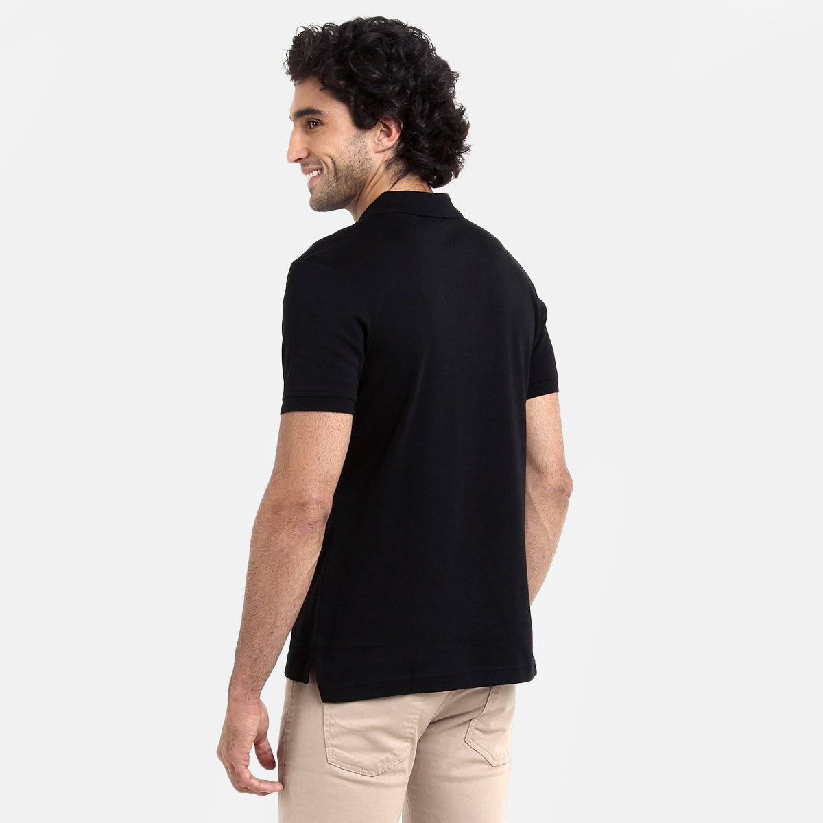 Camisa Polo M. Officer By Miele - Compre Agora  ad2580abafb36